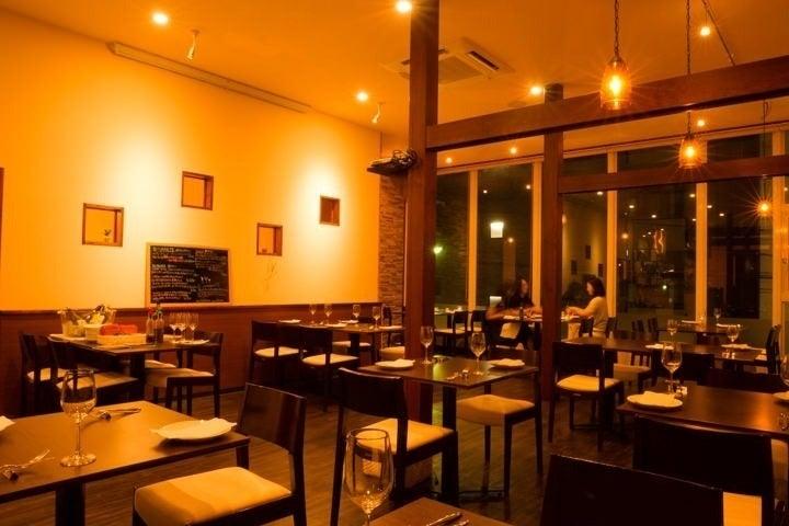 新潟駅から徒歩3分、周辺にビジネスホテル多数あり!新潟地産地消イタリアレストランです の写真