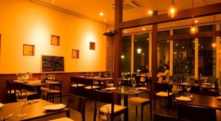 新潟駅から徒歩3分、周辺にビジネスホテル多数あり!新潟地産地消イタリアレストランです
