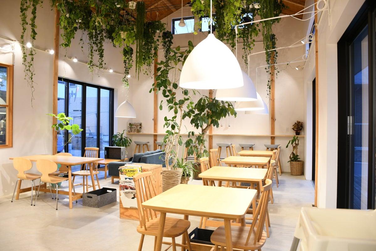 【スコルカフェ】のおしゃれなスペースを貸し切ろう!女子会!ママ会!大歓迎!キッズスペース完備! の写真