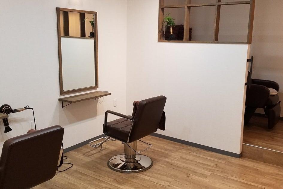 【千里山駅徒歩10分】理容美容室の併設スペース。フリーランスの方への面貸し・撮影・講習会などにおすすめ の写真