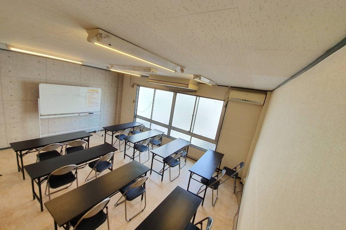 新規オープン!レンタルルーム!北千住西口徒歩3分、最大20名、会議室 の写真