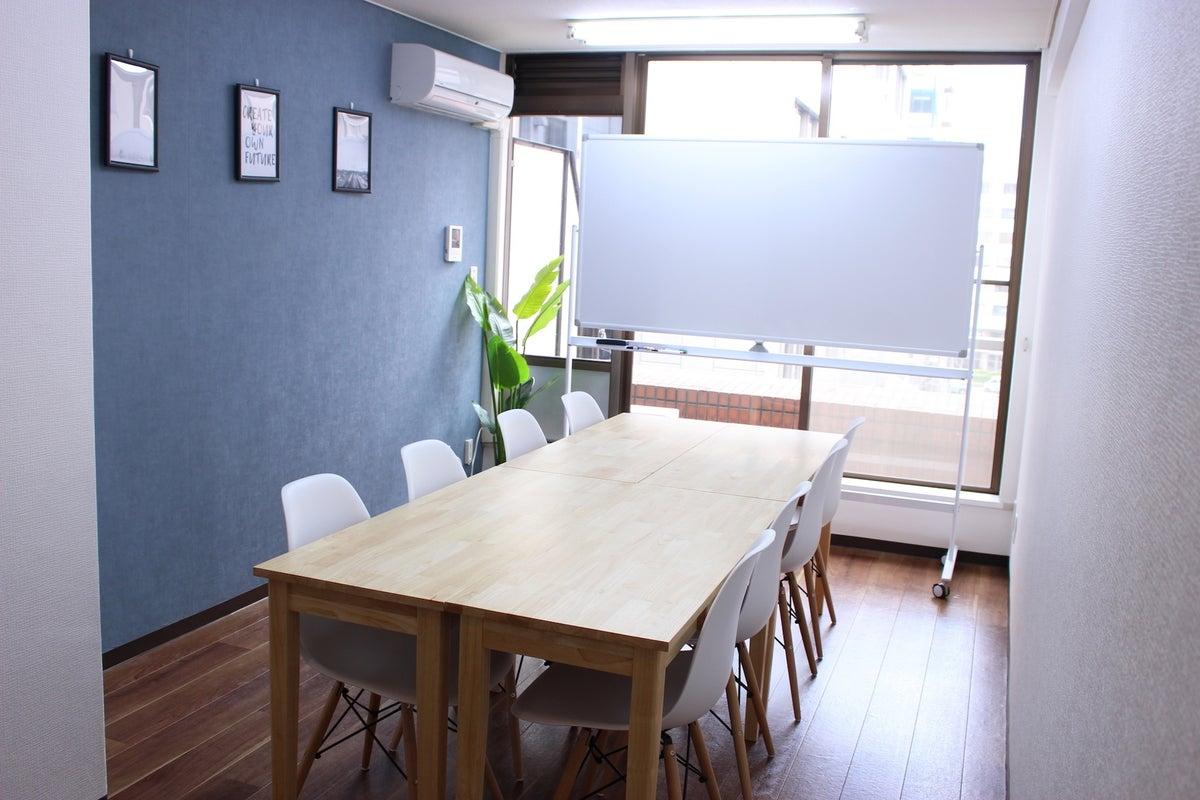 【OPEN記念価格】横浜駅徒歩 5分/クリエイト会議室/Wi-Fi・電源・プロジェクター完備 の写真