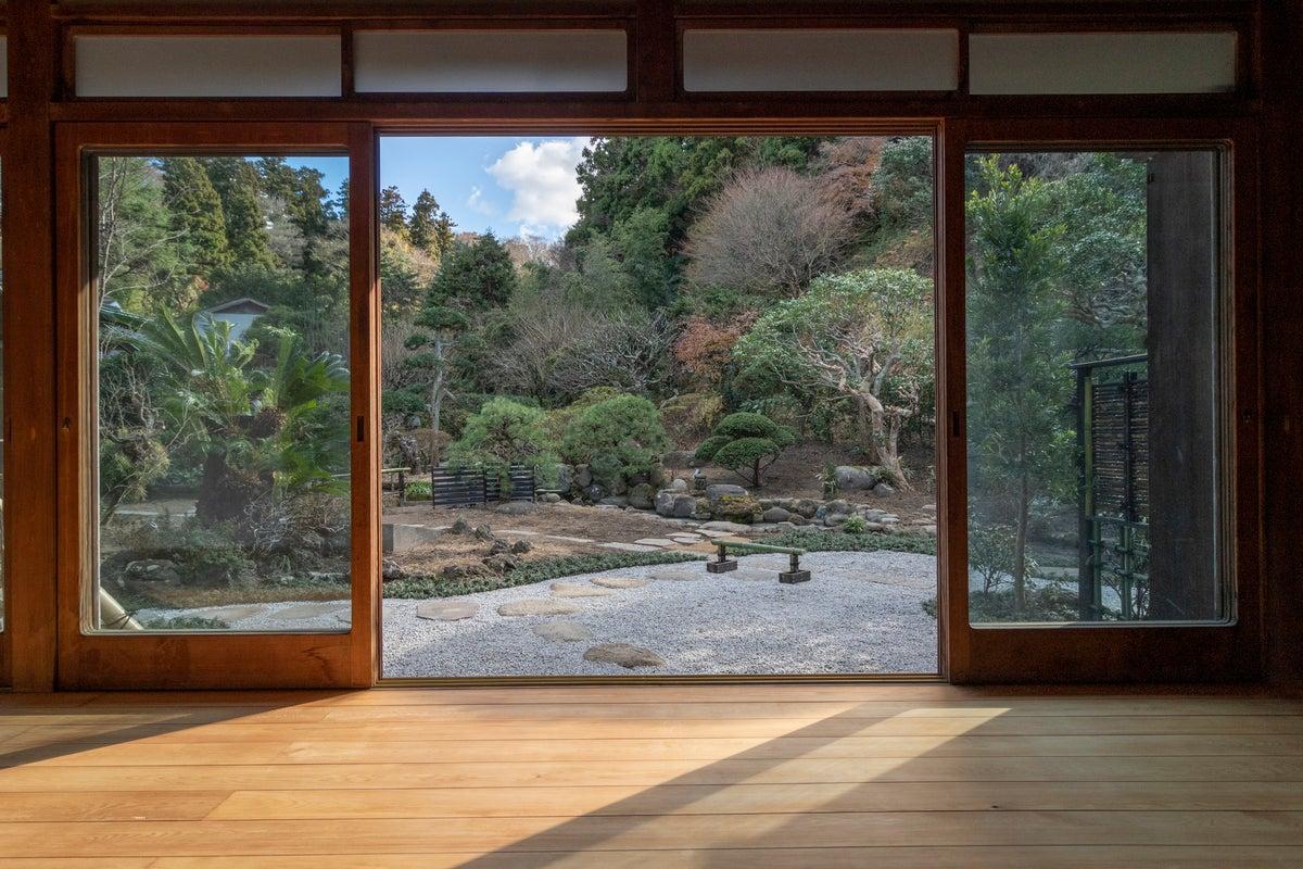古都鎌倉の築160年を超える古民家のイベントスペース の写真