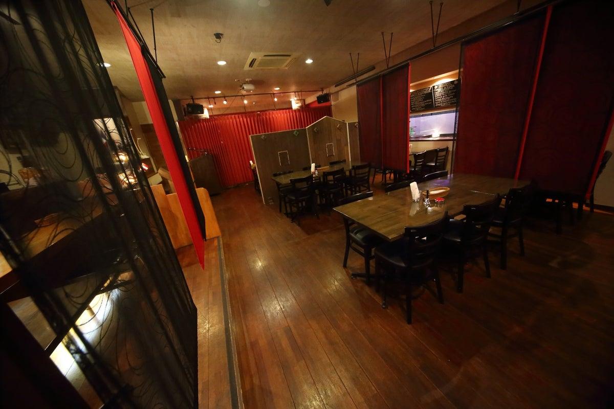 【平田駅徒歩9分】個室・半個室完備の洋風スペース。パーティ・ロケ撮影・会議などに! の写真