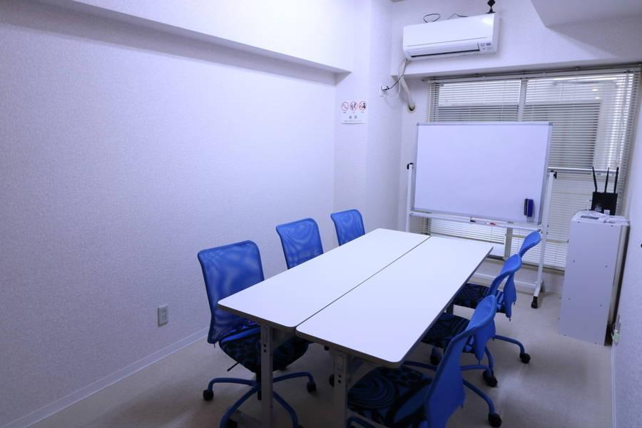横浜桜木町駅 徒歩1分 静かで格安会議室 直前割5日前 wifi/ホワイトボード/プロジェクタ無料 の写真