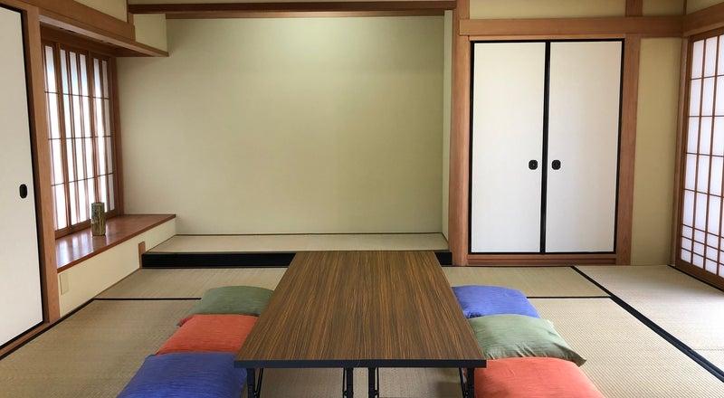 大阪の広々和個室でパーティ・家族会・宴会しませんか?【光風台駅より徒歩4分】
