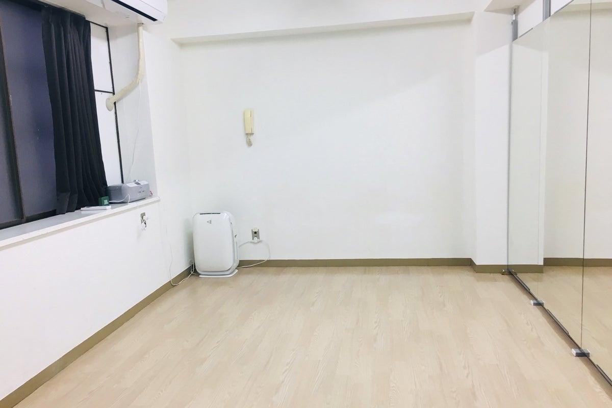 ダンスができるレンタルスタジオ【24時間営業、鏡付き】※横浜駅で最安値級の価格です/横浜3号店 の写真