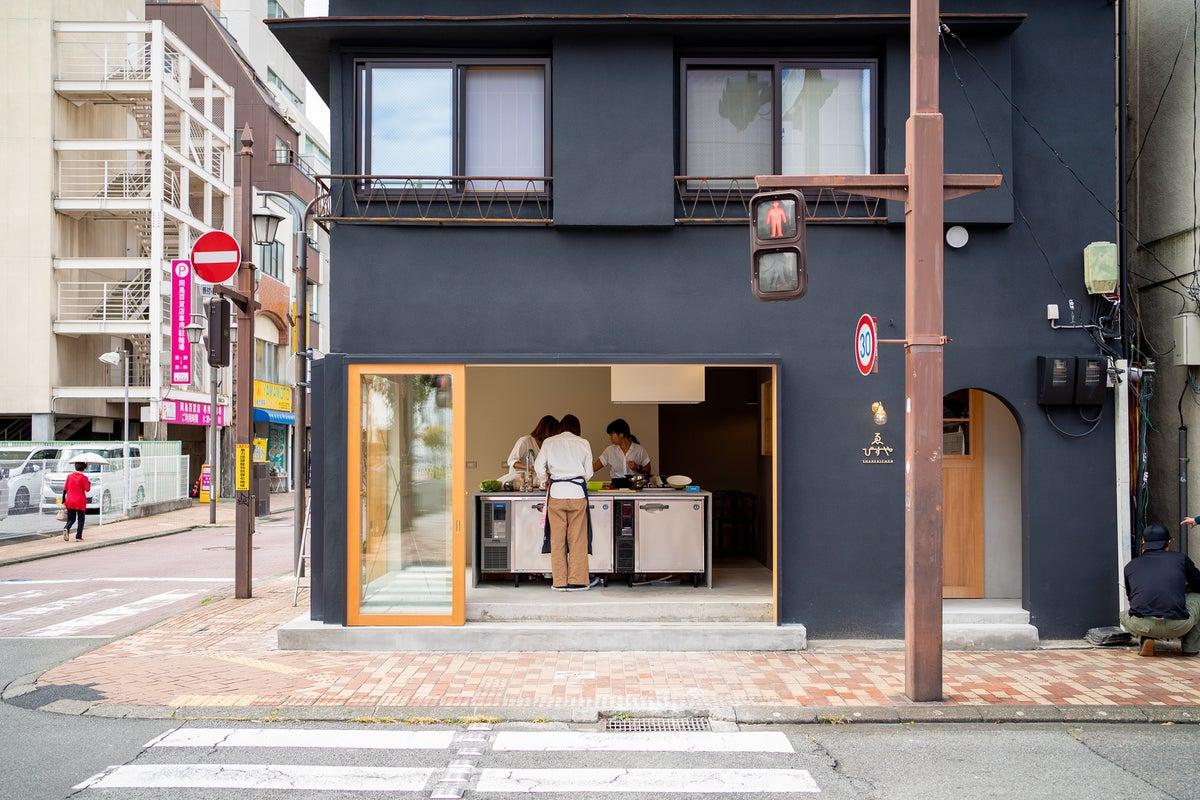 11月16日新規オープン!シェアキッチン!飲食店営業許可、菓子製造許可有り! の写真