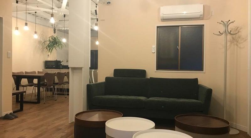 渋谷広尾の隠れ家スペース 大型キッチン付きフォトジェニックスタジオ