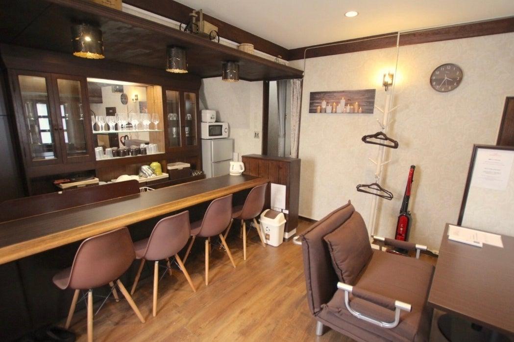 西九条駅4分!カウンター付き小さなカフェスペース・パーティ・ママ会・撮影など! の写真