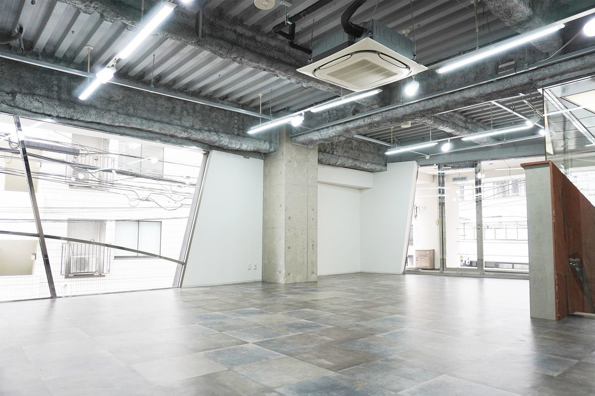 展示会、イベント、ワークショップ、セミナー、会議、ダンス ちょうどいい大きさの多目的スペース の写真