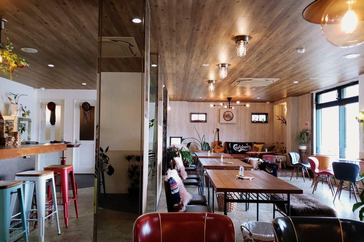 おしゃカフェで女子会やパーティー、イベント可能 の写真