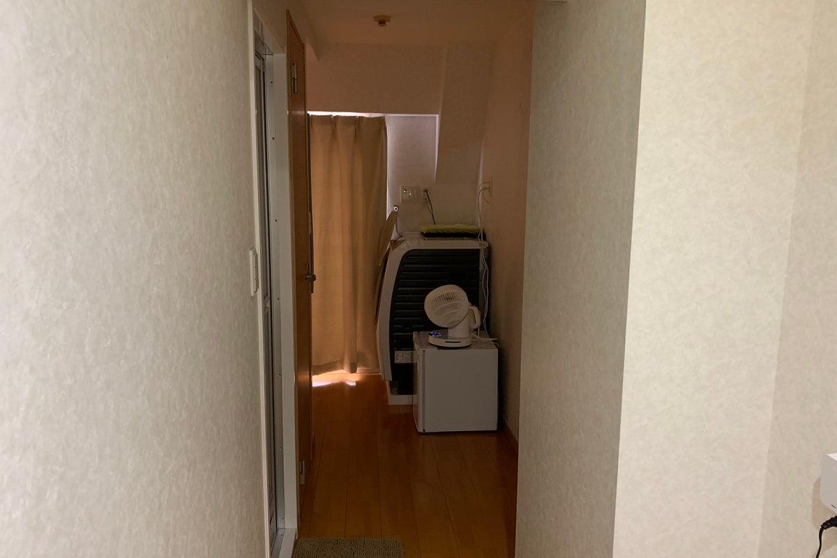 蒲田駅南口徒歩2分!1Kマンション完全貸し切り!室内リノベ済み。無料Wi-Fi有り! の写真