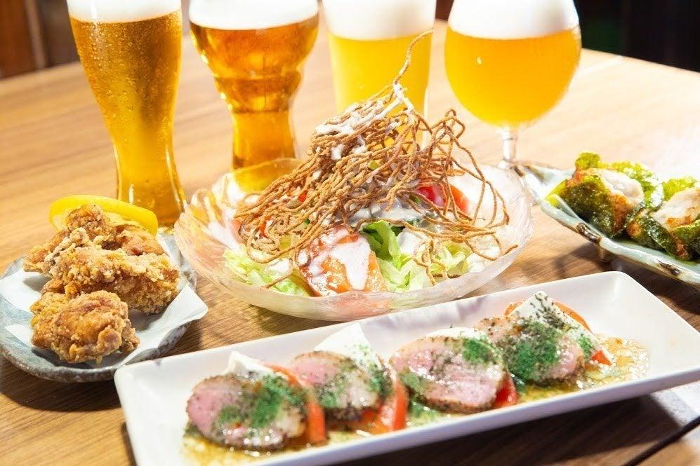 日本初!クラフトビール飲み放題(7タップ)付き&キッチン付きレンタルスペース! の写真