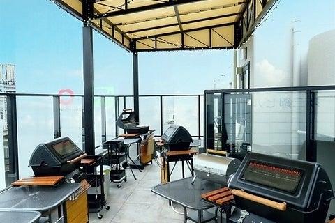 名古屋都心の真ん中で屋上テラスでBBQもカラオケもできちゃうスペース! の写真