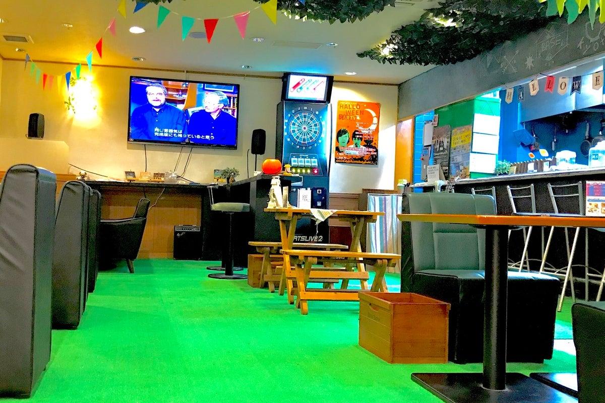 【西院駅徒歩4分】リピート多!!パーティや音楽イベント等で貸切出来るCafe&Bar の写真