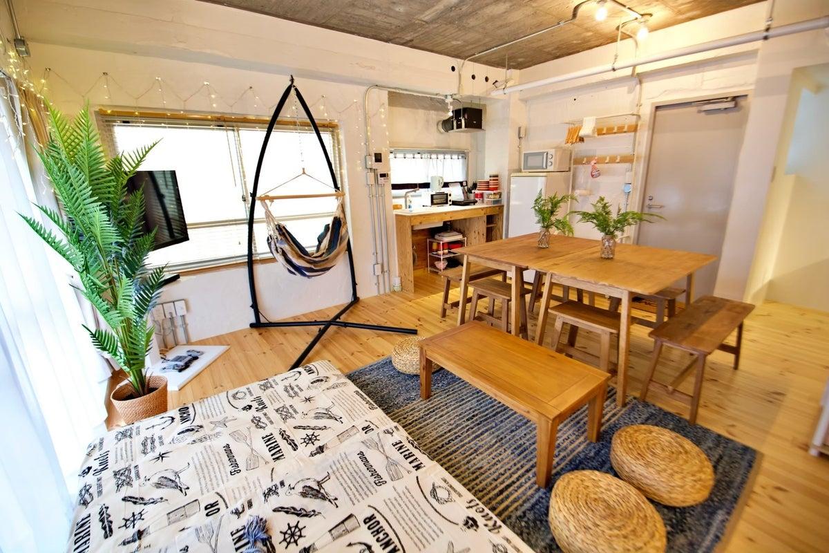 099【シェアスペWest coast新宿】✨西海岸スタイル✨料理教室・ママ会・女子会・パーティ・撮影にも【Xmasセール】 の写真