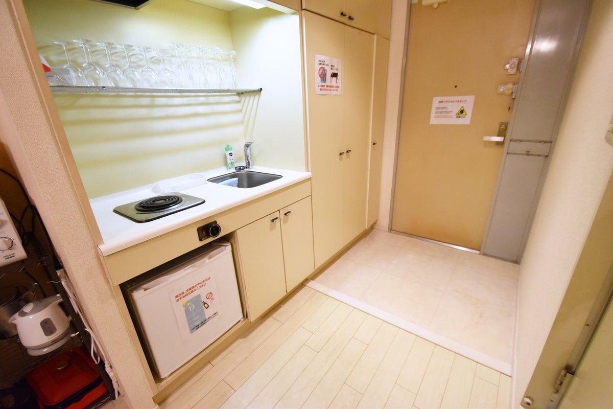 132【シェアスペMorocco渋谷】換気/定期清掃✨ゴミおまかせプランあり🧹Wi-Fi完備✨SWITCHあり✨☀️SALE☀️ の写真