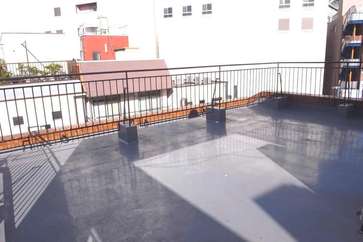 【立川駅3分】駅3分 屋上を貸し切り 24時間 動画撮影 雨天の場合、キャンセル料金なし! の写真