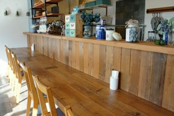 【西明石徒歩9分】カフェスペース1F路面店舗 レンタルカフェ、サロン、ワークショップ、展示会など の写真