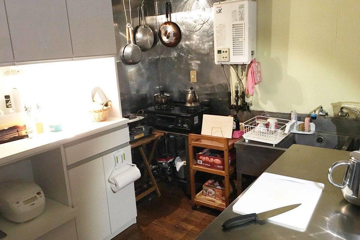 キッチン付スペース(懇親会/パーティー/会議)少人数のイベントに の写真
