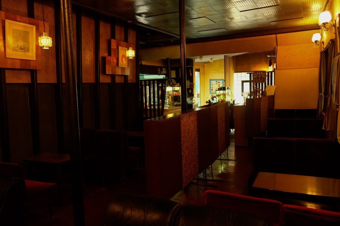 【レトロ喫茶】昭和30年から続く現役喫茶店!昭和のままの空間で撮影に! の写真