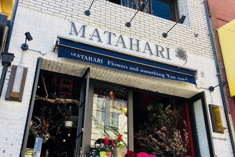 哲学の道近くの白川通りに面した、外装・内装共に異国情緒溢れるフラワーショップ「MATAHARI」のレンタルスペース! の写真