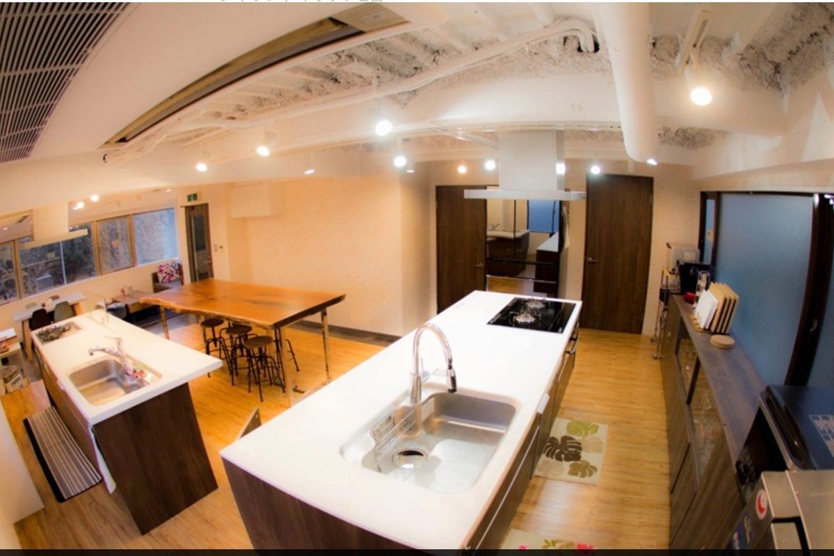 アイランドキッチン2台・コンベクションオーブン有ります! の写真