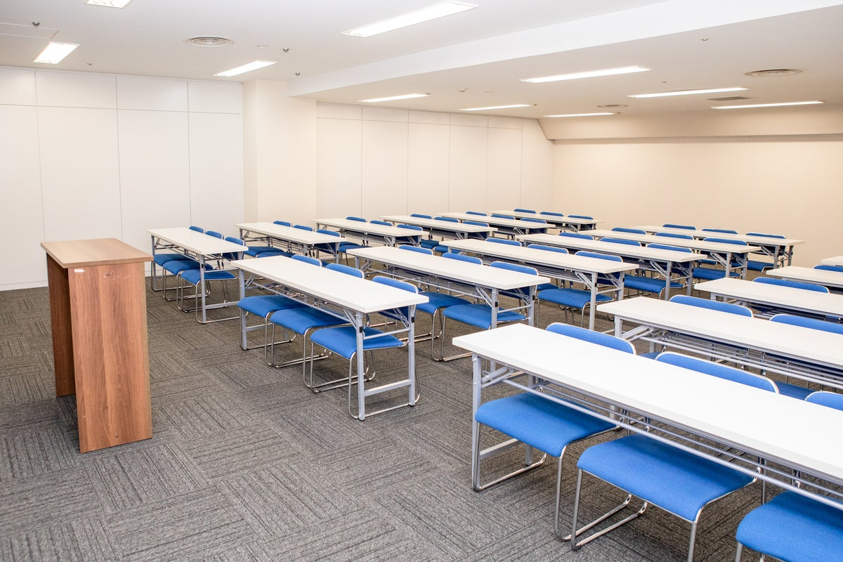 【銀座一丁目】駅直結!上質な空間でセミナーや説明会を/room B の写真