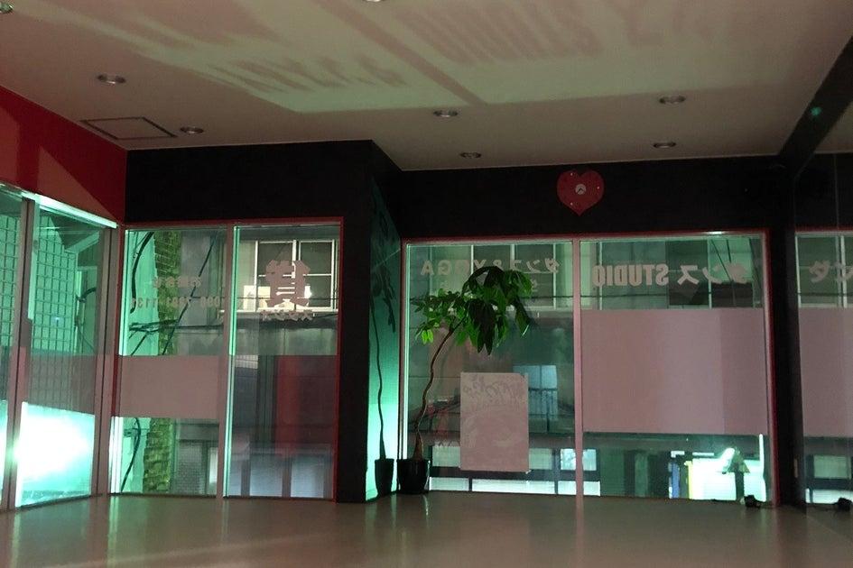 広々studio横12m鏡あり!ヨガ、ダンス、撮影、オフ会などに! の写真