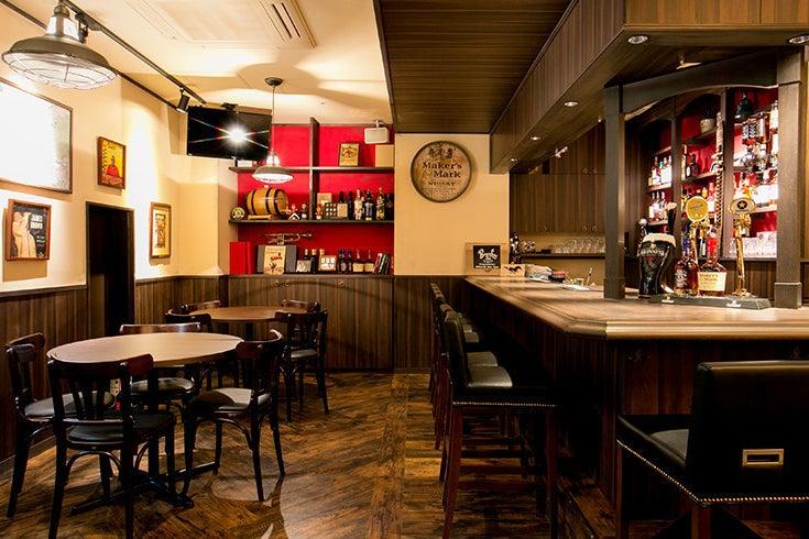【伏見駅4番出口徒歩1分】アメリカンな雰囲気の隠れ家バーを貸切。各種パーティ・撮影・会議などに! の写真