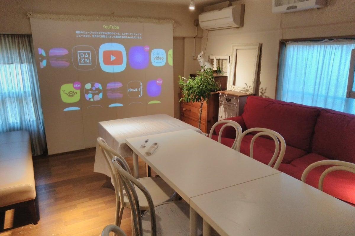 【ウッドサイド39】ポップインアラジン、キッチン付!格安でおしゃれなレンタルスペース!会食に、講座に の写真