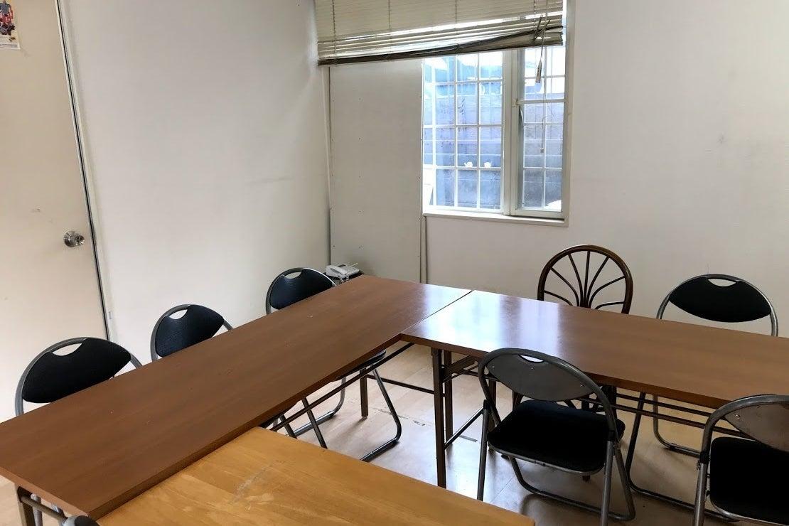 我孫子市の教室、会議室の利用 の写真