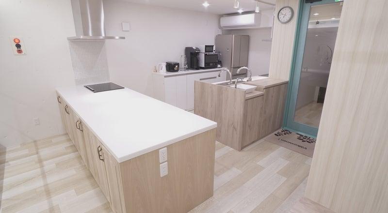 キッチン&シアター設備完備!札幌市北区のレンタルスペース【KANTINE-カンティーナ-】
