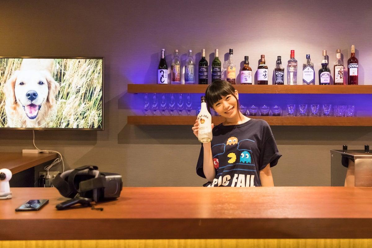 【渋谷・センター街】パーティ・イベントラウンジ(DJ/VR/カラオケ/プロジェクター/完全禁煙/最上階)【宇田川町・ロフト前】 の写真