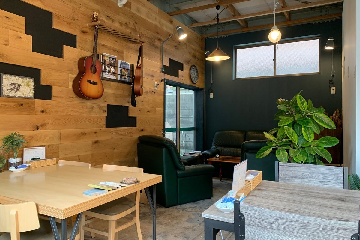 【桜川駅5分】Wi-fi付き各種イベントに最適なおしゃれな雰囲気の1階カフェ&バースペース の写真