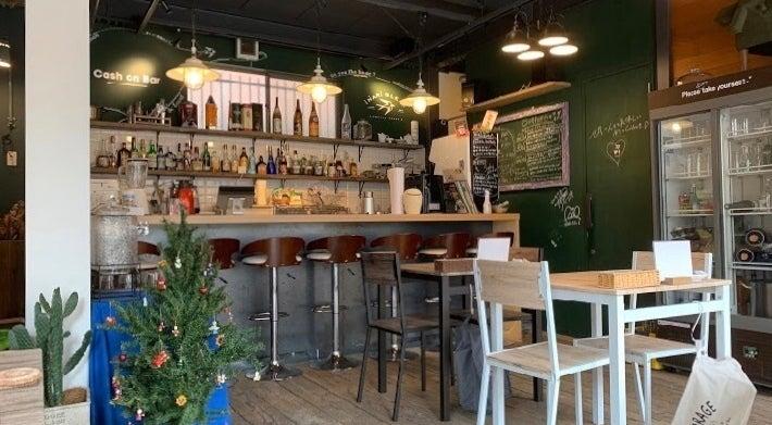 【桜川駅5分】Wi-fi付き各種イベントに最適なおしゃれな雰囲気の1階カフェ&バースペース