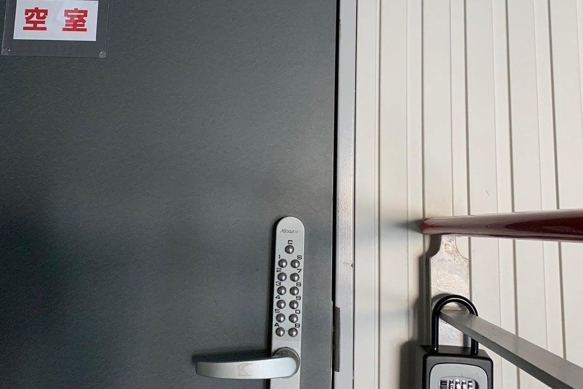 テレワーク応援!少人数の会議、レッスン、ママ会に!木の香りのお部屋♪wi-fi無料#住吉駅徒歩3分 の写真