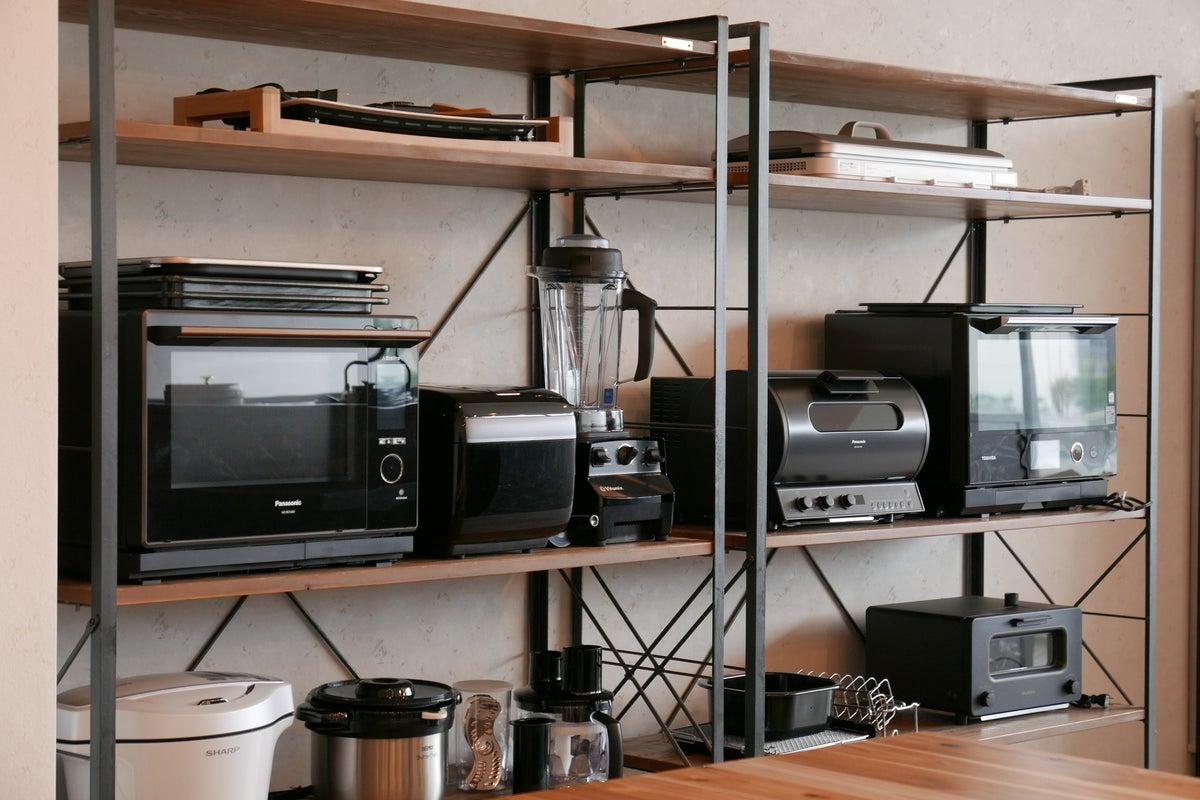 新しい発想や創造性を刺激する多用途ワークショップスペース!オフサイトミーティング!料理撮影にも! の写真