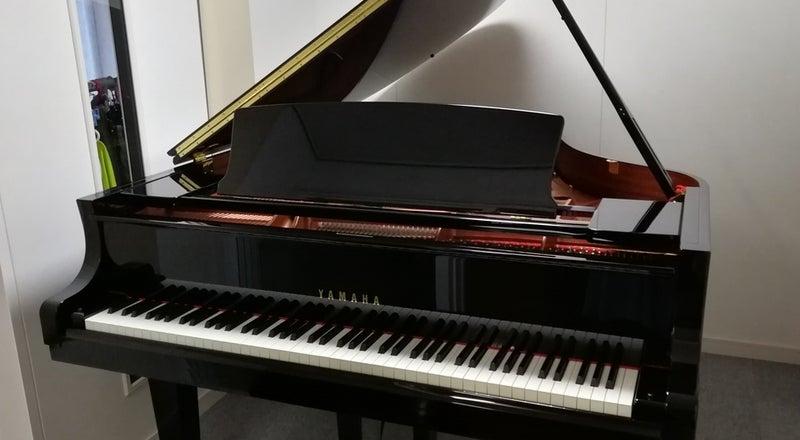 自宅防音室設置ピアノの開放