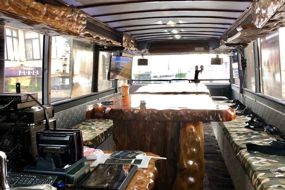 移動事務室車レンタルスペース・イベントスペース・商談室・会議室・オフィススペース の写真