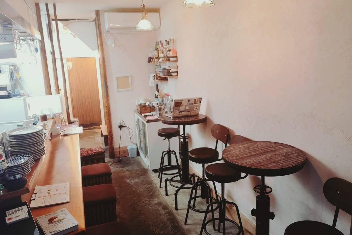 【古民家風カフェ】二階のみの貸出も可能です! 30人まで収容可 駅から徒歩5分 の写真
