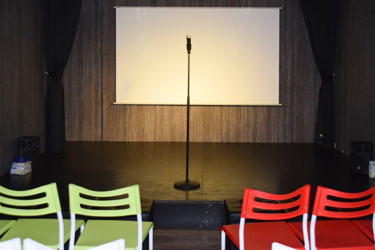 劇場レンタルライブハウスです。客席キャパ60席。新井薬師駅徒歩3分です。 の写真