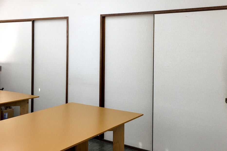 ワークショップや展示に便利な隠れ家スペース の写真