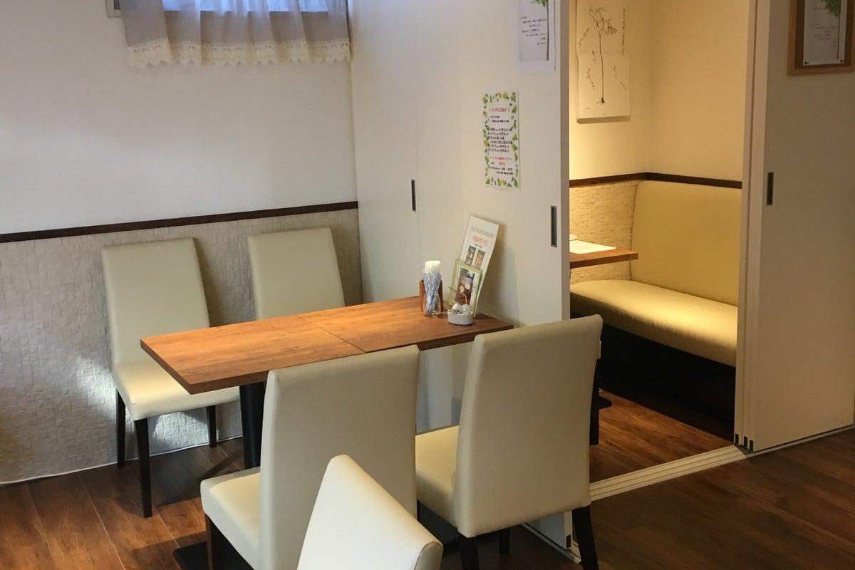 caféすぱかりは東府中駅より徒歩2分。8名程度の勉強会やパーティーに最適な空間です。 の写真