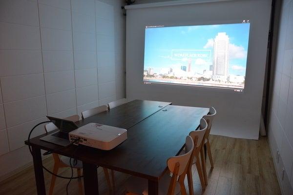 完全個室!広々とした空間 の写真