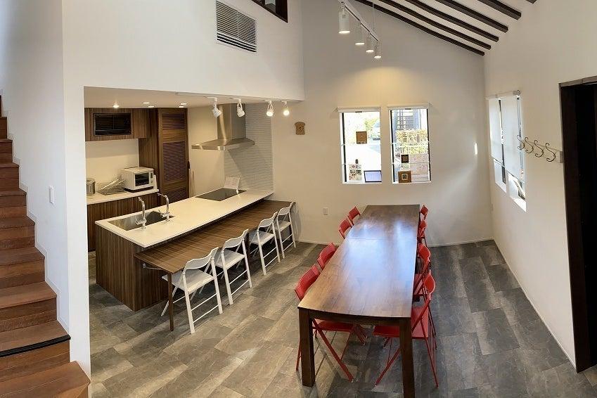 キッチン付きレンタルスペース の写真