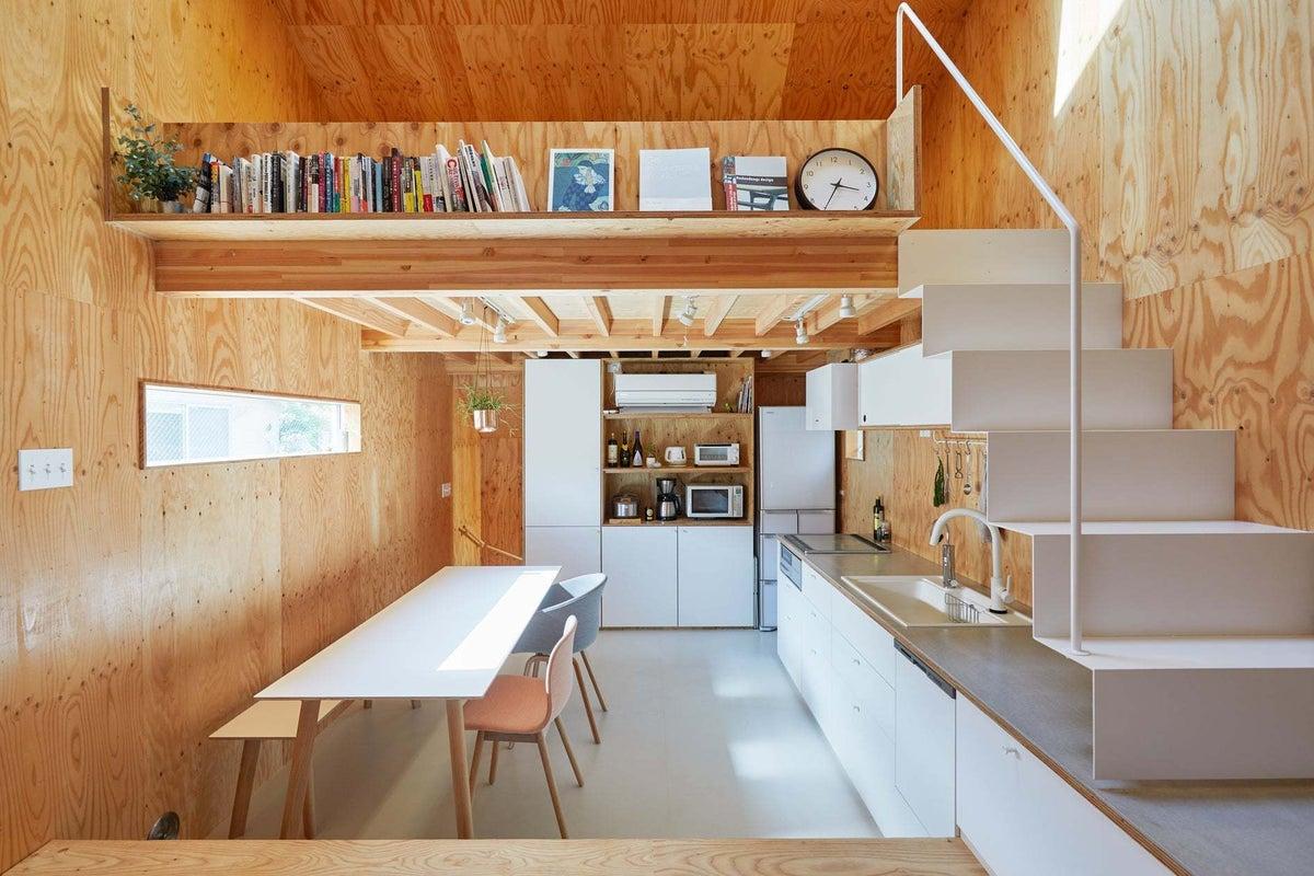 【milk carton house】初台駅徒歩5分 ハウススタジオ/天高3.39M の写真
