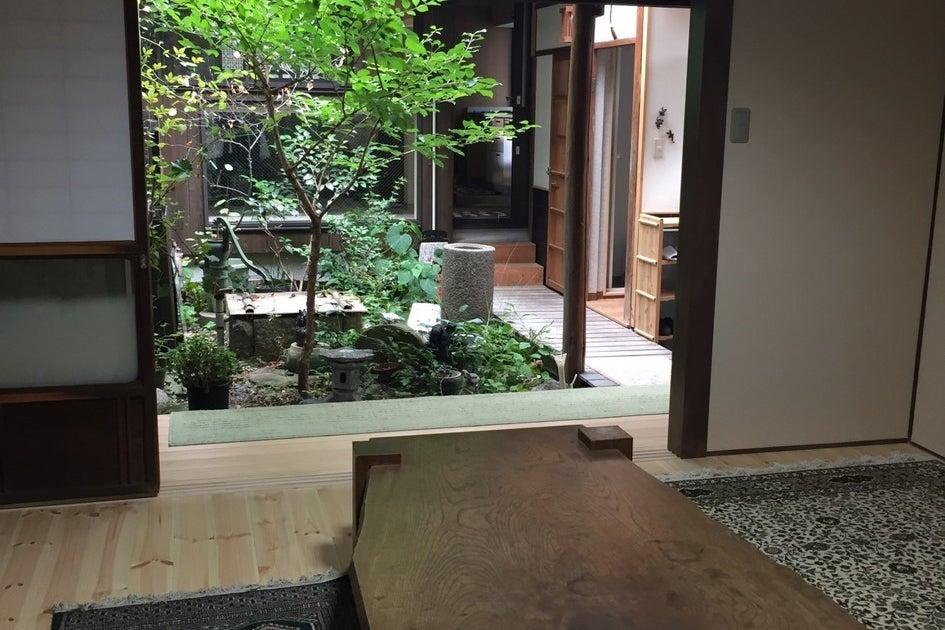 貸しスペース【なんじゃもんじゃ】駐車場あり!奈良きたまちエリアにある古民家 の写真