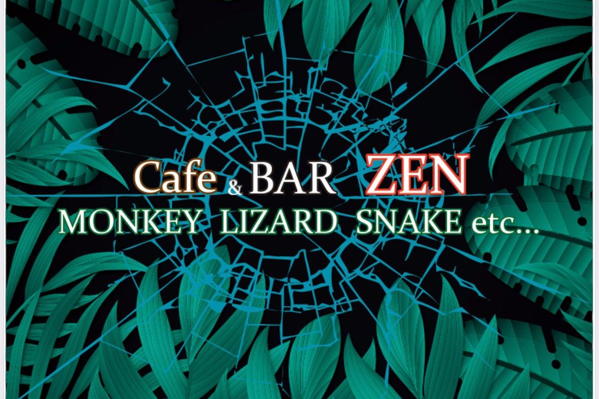 2月1日Open Cafe&BARをイメージした店内 の写真